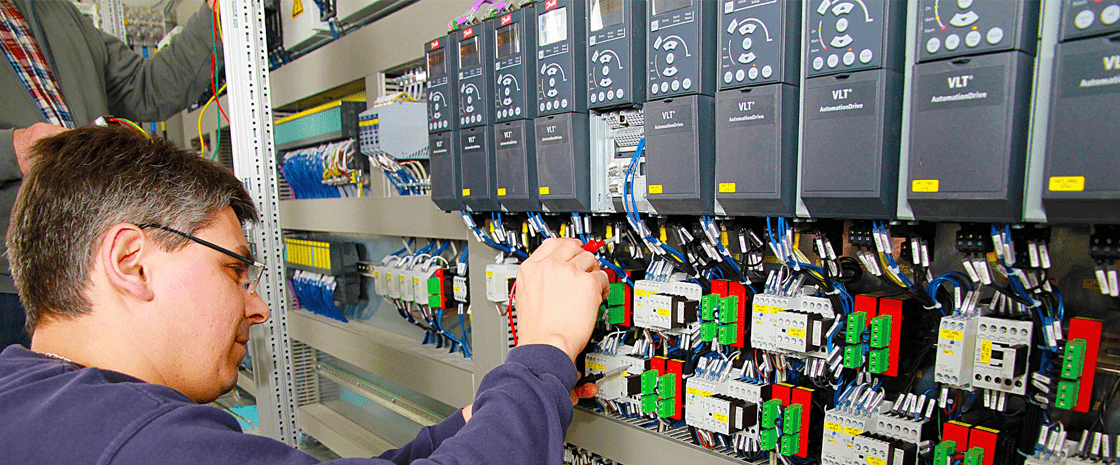 Wiring of Variable Frequency Drives